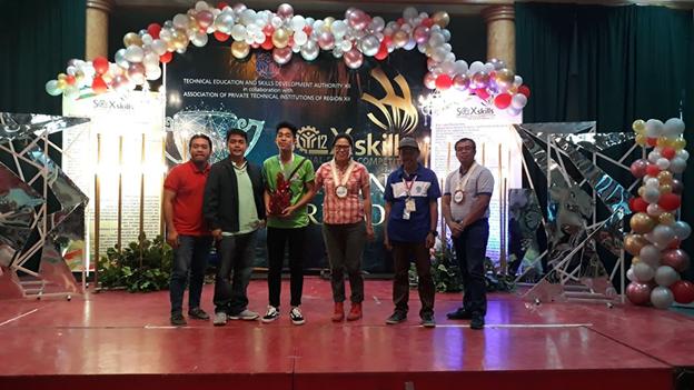 CHEFS wins silver in TESDA Regional Skills Contest 2019