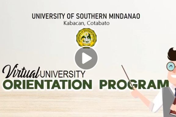 Virtual University Orientation